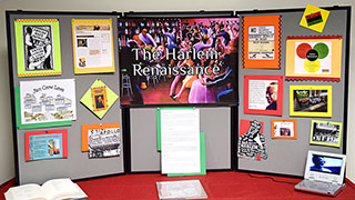 The Harlem Renaissance poster presentation