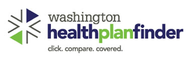 Washington Healthplangfinder logo