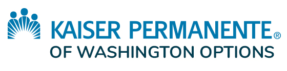 Kaiser Permanente of Washington Options logo